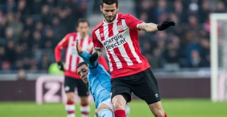 Gastón Pereiro (PSV - €8.000.000)