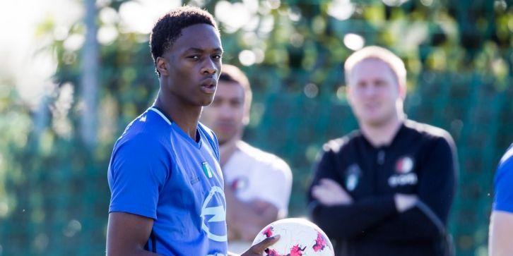 Terence Kongolo (Feyenoord - €8.500.000)