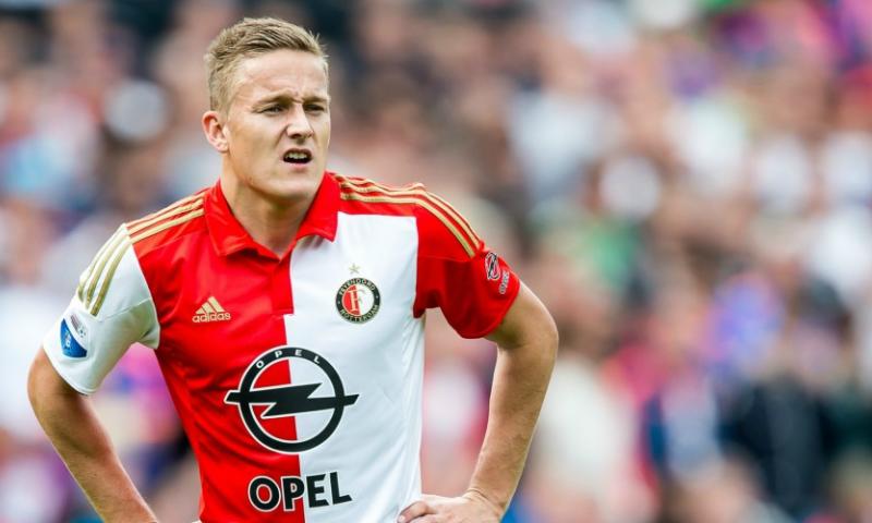 6. Jens Toornstra (Feyenoord): 10 doelpunten, 8 assists
