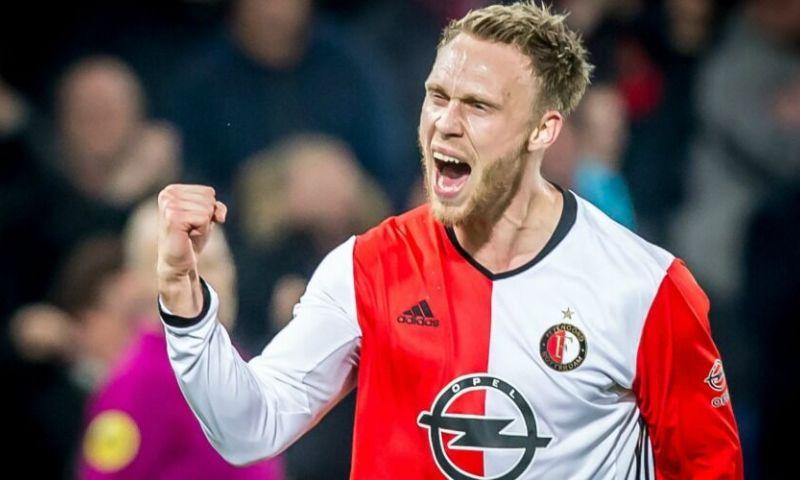 1. Nicolai Jörgensen (Feyenoord): 19 doelpunten, 10 assists
