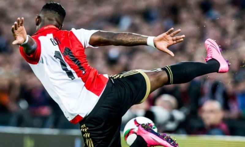 13. Eljero Elia (Feyenoord): 7 doelpunten, 7 assists