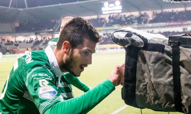 14. Loris Brogno (Sparta): 7 doelpunten, 6 assists