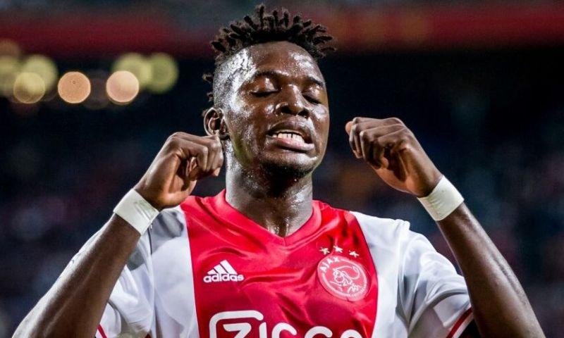10. Bertrand Traoré (Ajax)