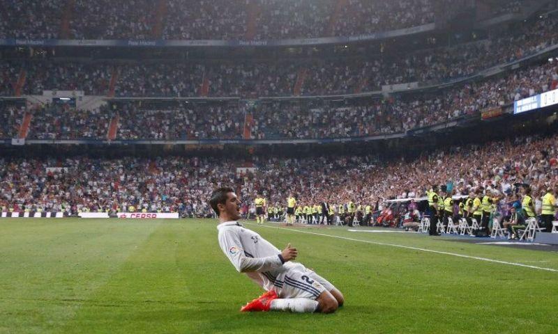 Spits: Alvaro Morata (Real Madrid)