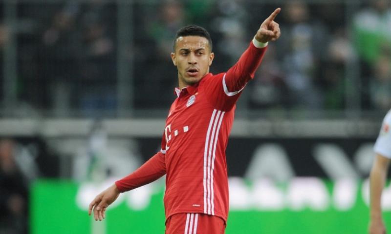 Middenvelder: Thiago Alcantara (Bayern München)