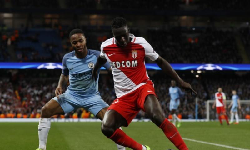 Verdediger: Benjamin Mendy (AS Monaco)