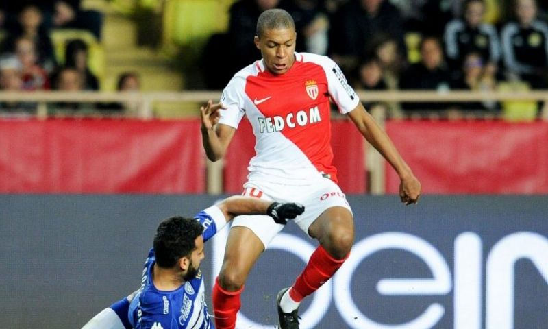 7. Kylian Mbappe (AS Monaco) - 12 doelpunten