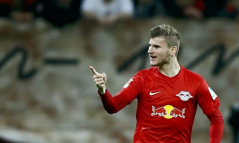 5. Timo Werner (RB Leipzig) - 15 goals