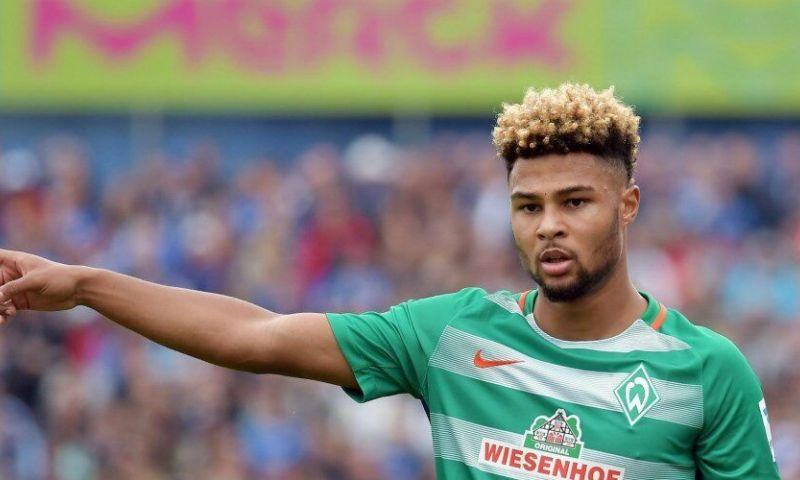 8. Serge Gnabry (Werder Bremen) - 10 doelpunten