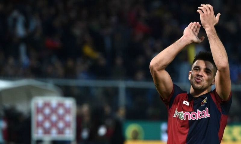 9. Giovanni Simeone (Genoa) - 10 doelpunten