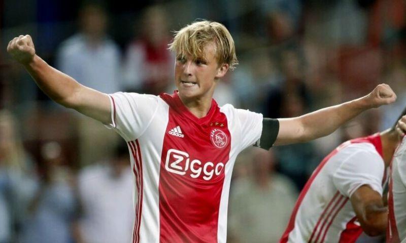 6. Kasper Dolberg (Ajax) - 13 goals