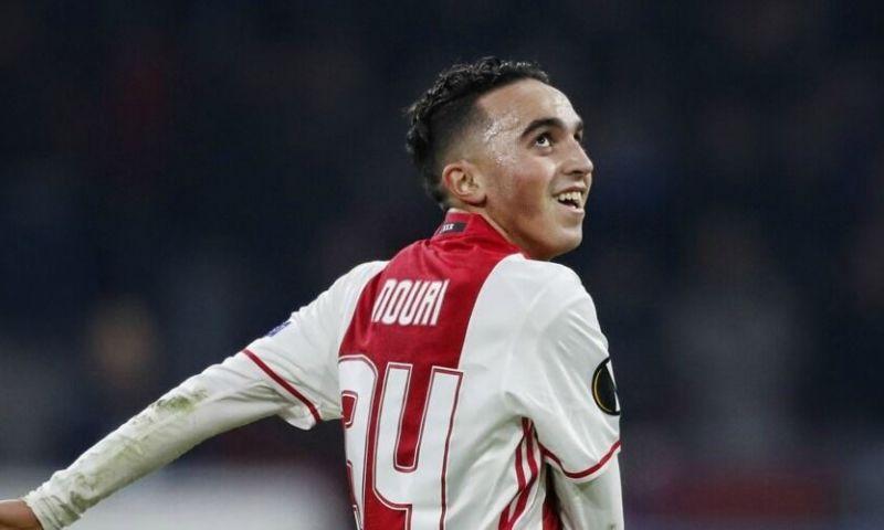 Aanvallende middenvelder: Abdelhak Nouri