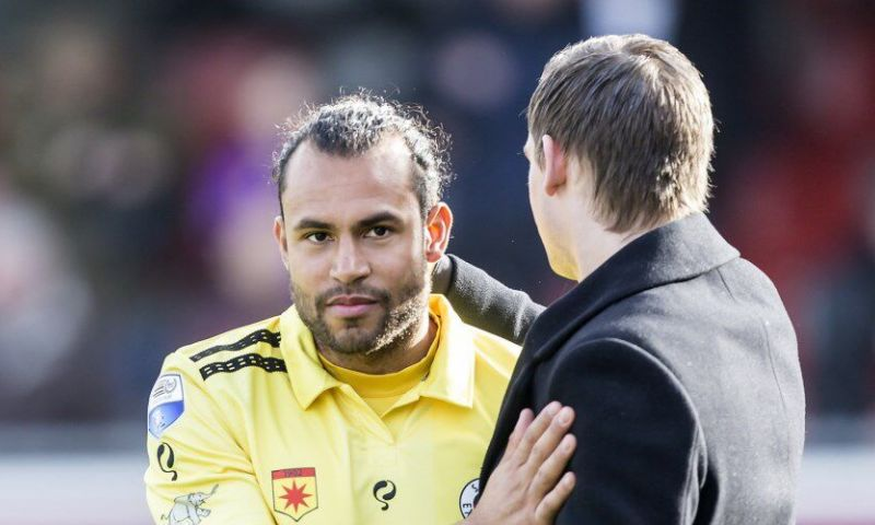 Warner Hahn (Feyenoord - Excelsior)