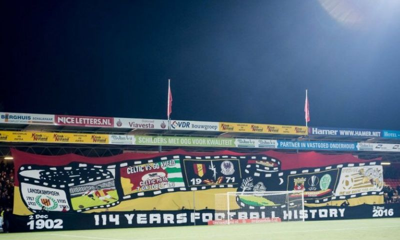 8. Go Ahead Eagles