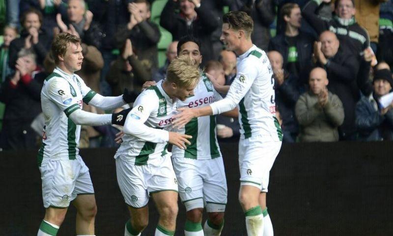 13. FC Groningen