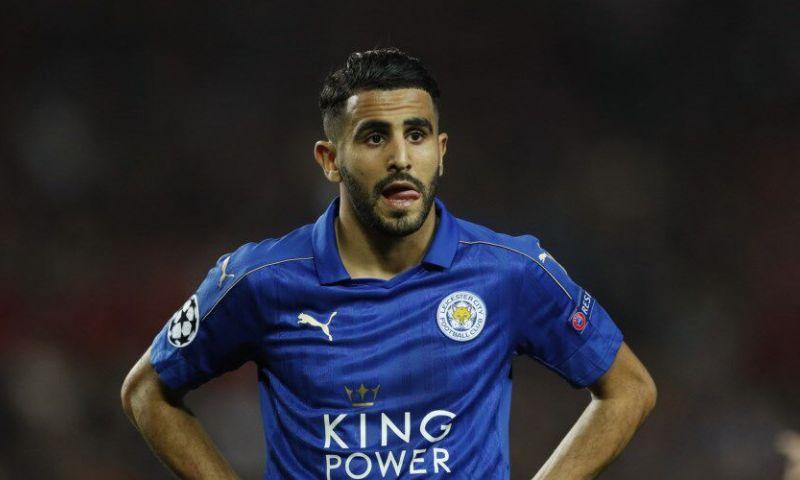 8. Riyad Mahrez (Leicester City)