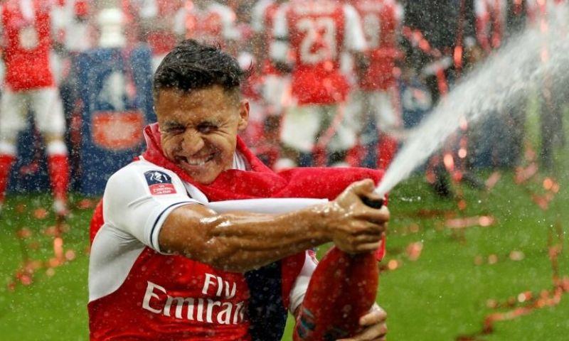 5. Alexis Sanchez (Arsenal)