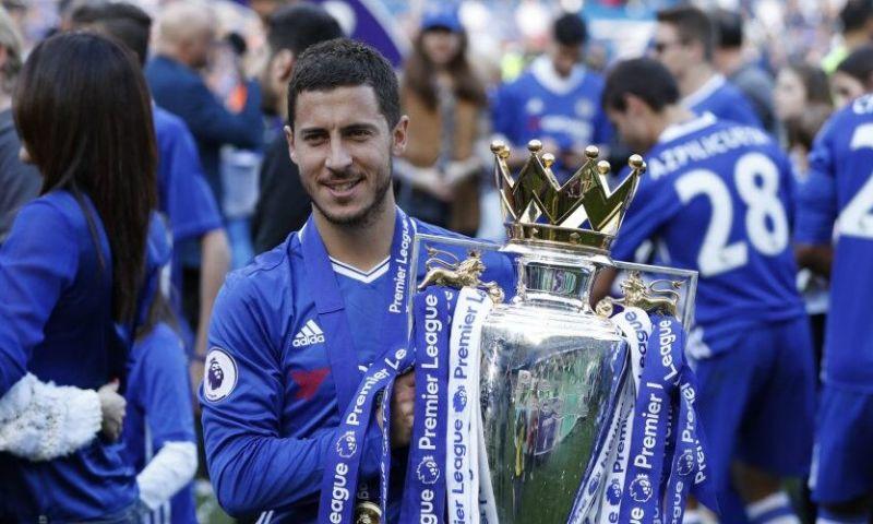 1. Eden Hazard (Chelsea)