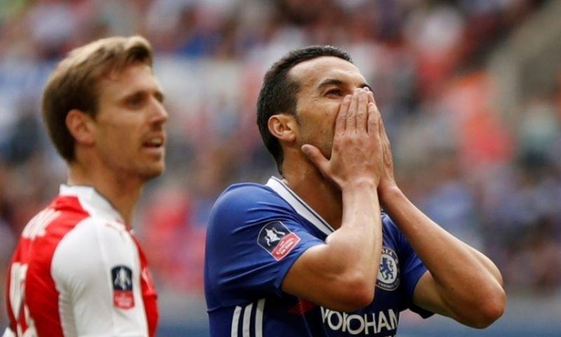 4. Pedro (Chelsea)