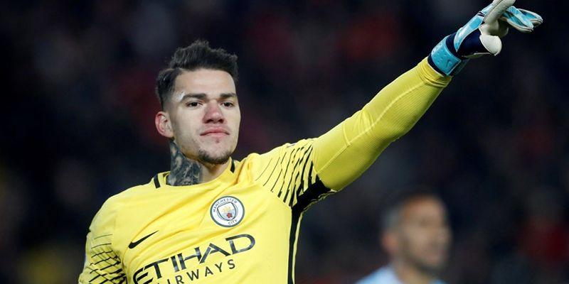 Ederson Moraes - 40 miljoen euro