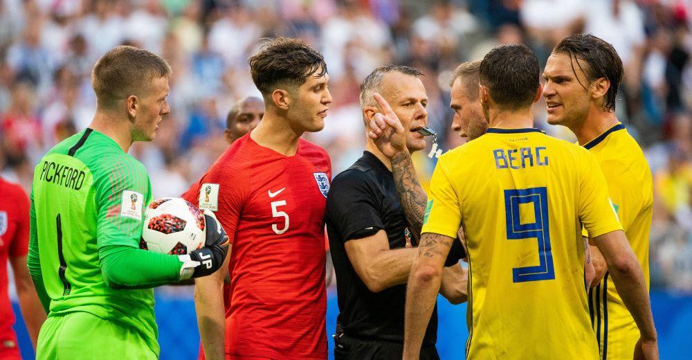 4. Zweden – Engeland (kwartfinale)