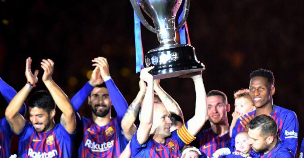 5. FC Barcelona