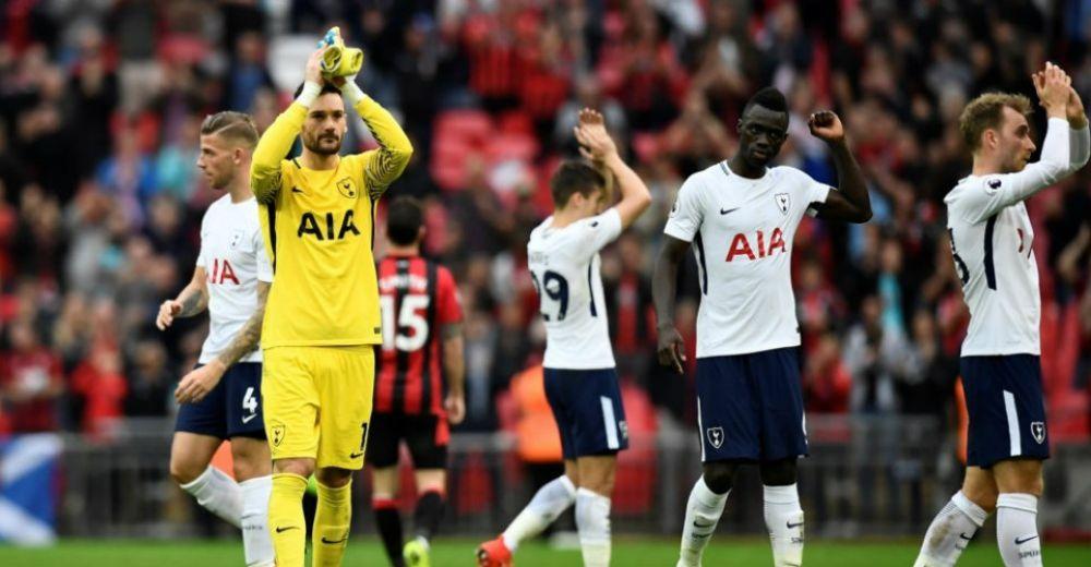 4. Tottenham Hotspurs