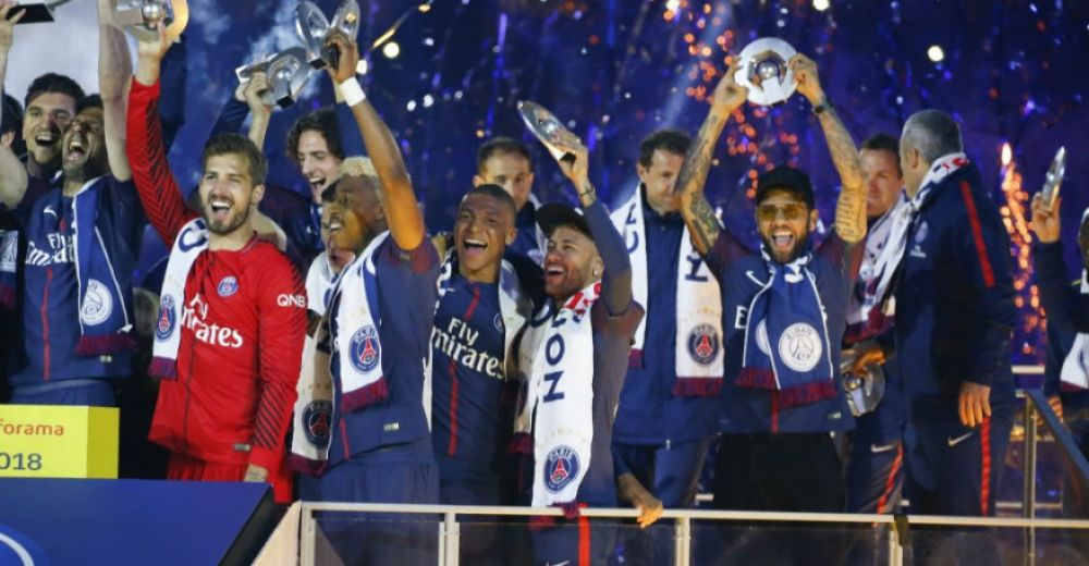 6. Paris Saint-Germain
