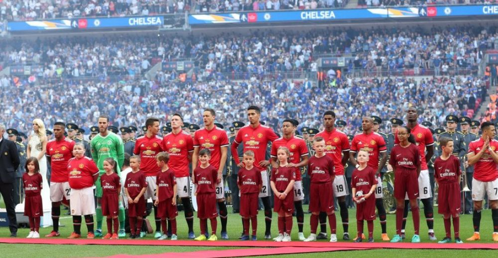 7. Manchester United