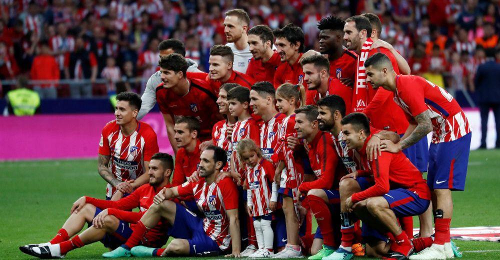 9. Atletico Madrid