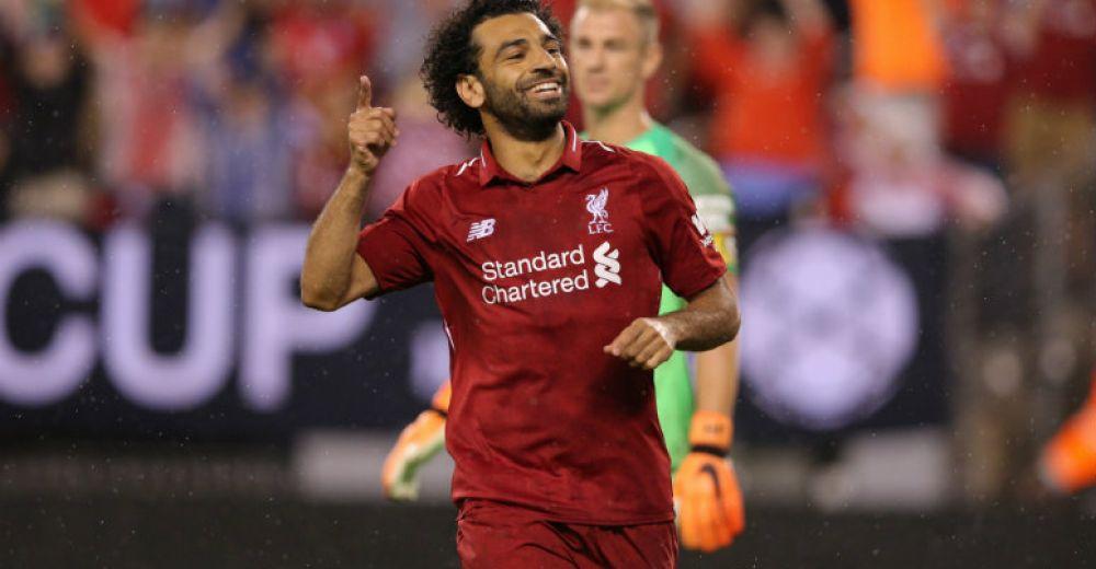 9. Mohamed Salah