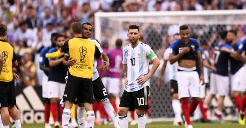 7. Lionel Messi