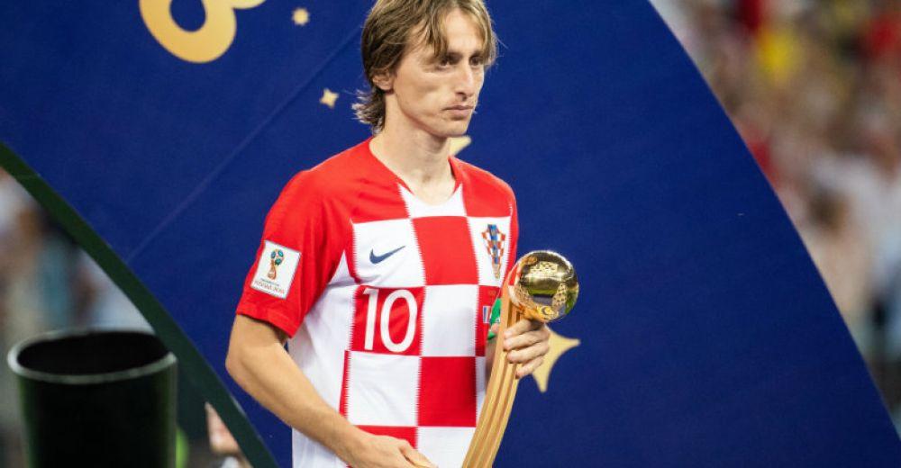 8. Luka Modric