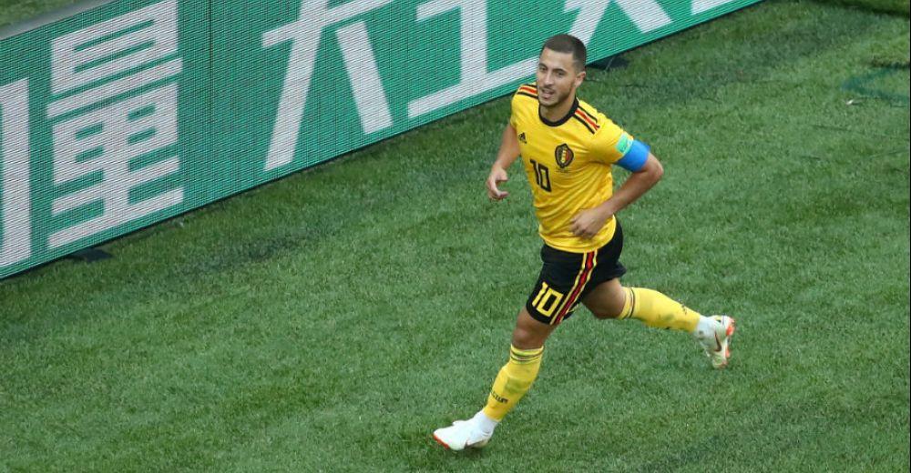 4. Eden Hazard