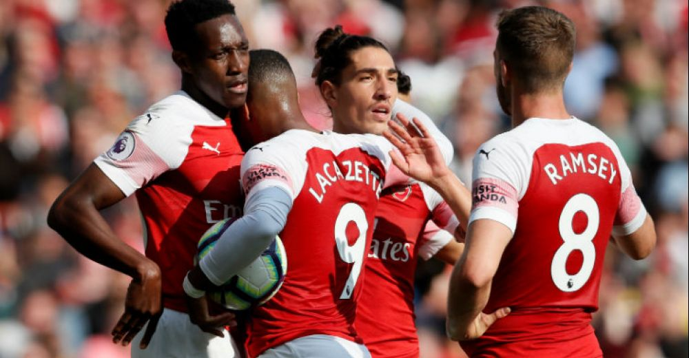 39. Arsenal