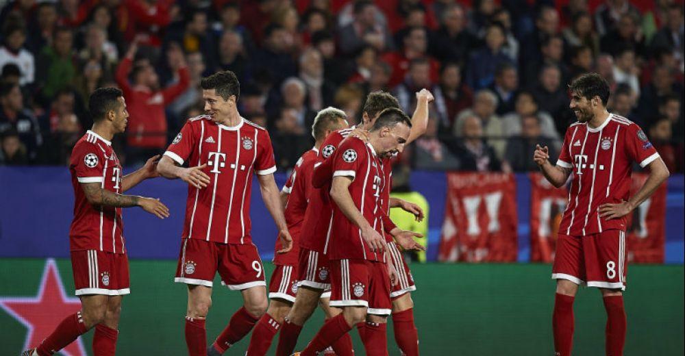 12. Bayern München