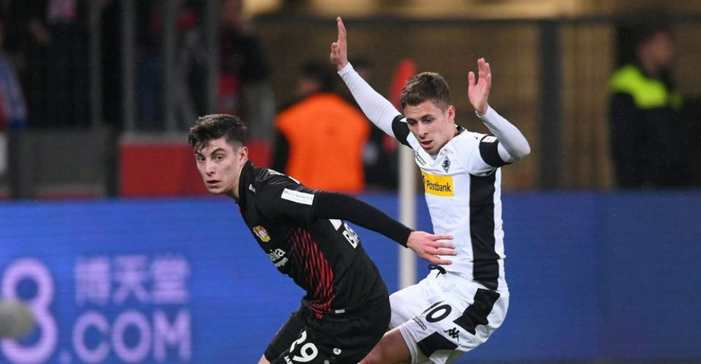 7. Kai Havertz (Bayer Leverkusen)