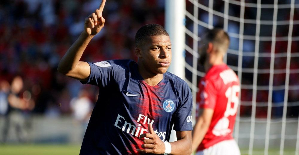 1. Kylian Mbappé (Paris Saint-Germain)