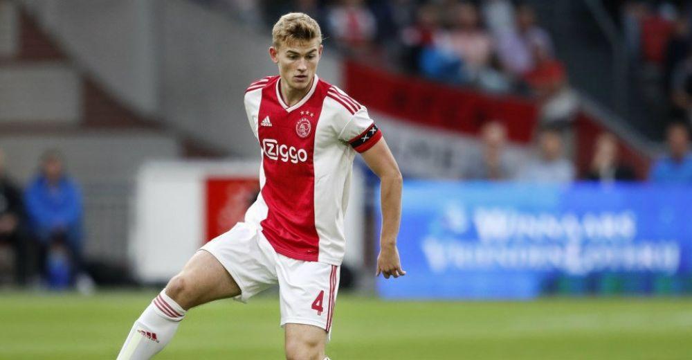 3. Matthijs de Ligt (Ajax)
