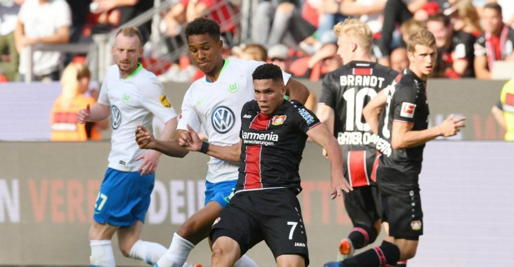 9. Paulinho (Bayer Leverkusen)