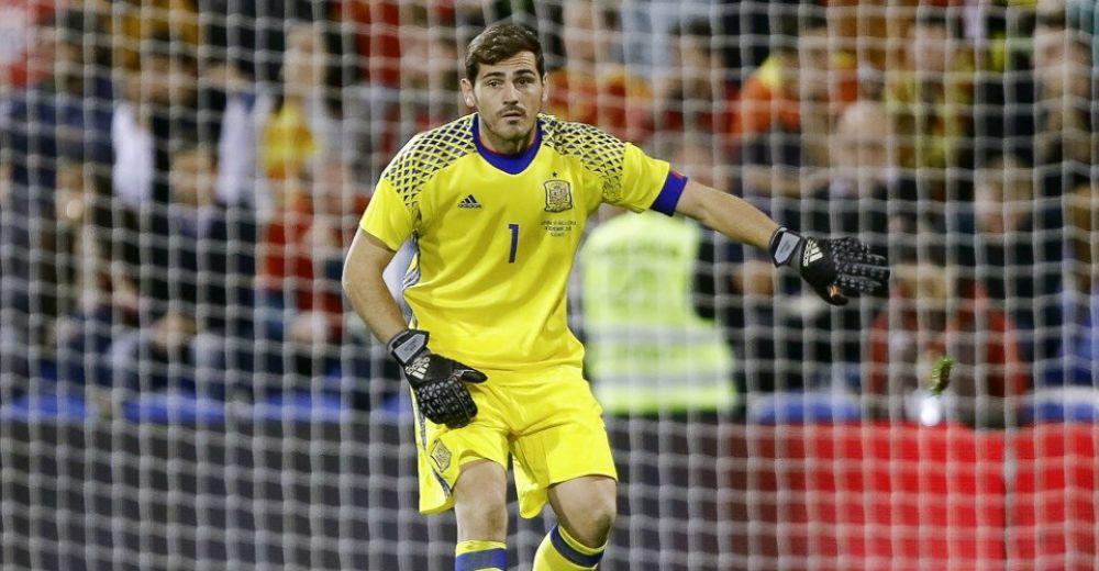 8. Iker Casillas - Spanje
