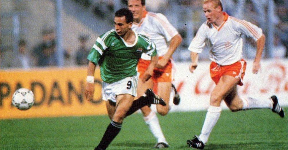 4. Hossam Hassan - Egypte