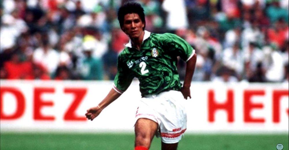 3. Claudio Suárez - Mexico