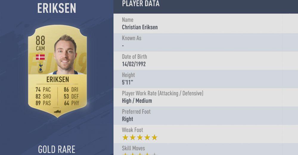 34. Christian Eriksen