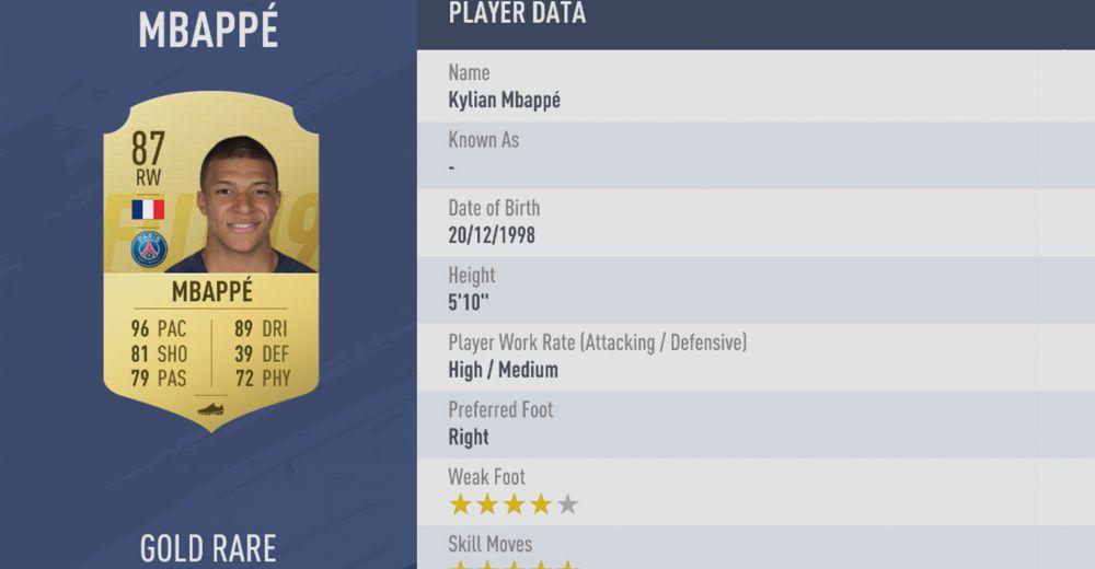 42. Kylian Mbappe