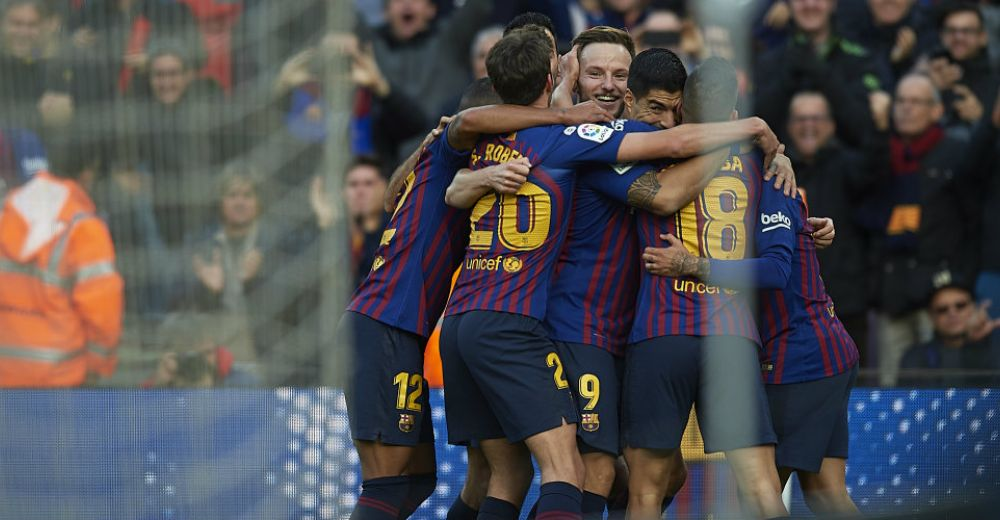 1. Barcelona