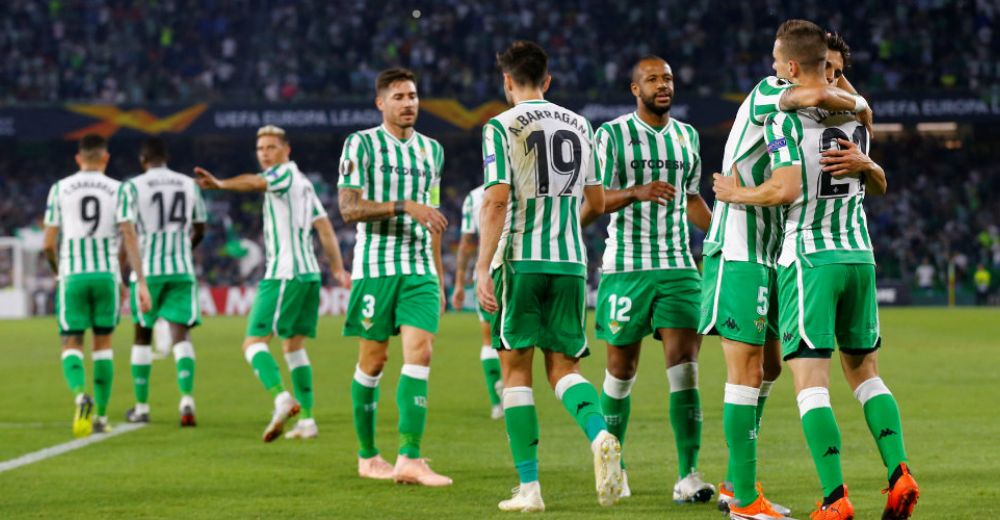 12. Real Betis