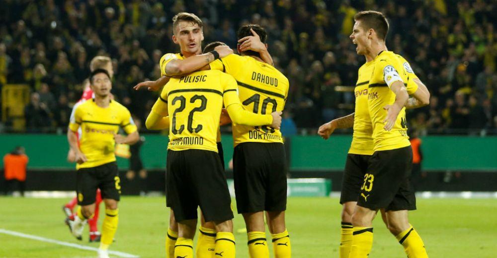 15. Borussia Dortmund