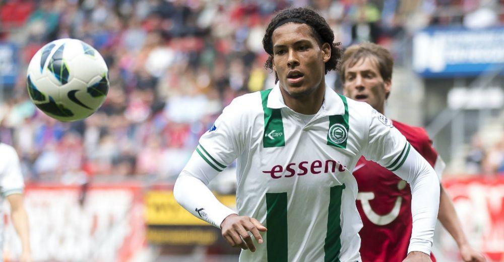 Centrale verdediger: Virgil van Dijk