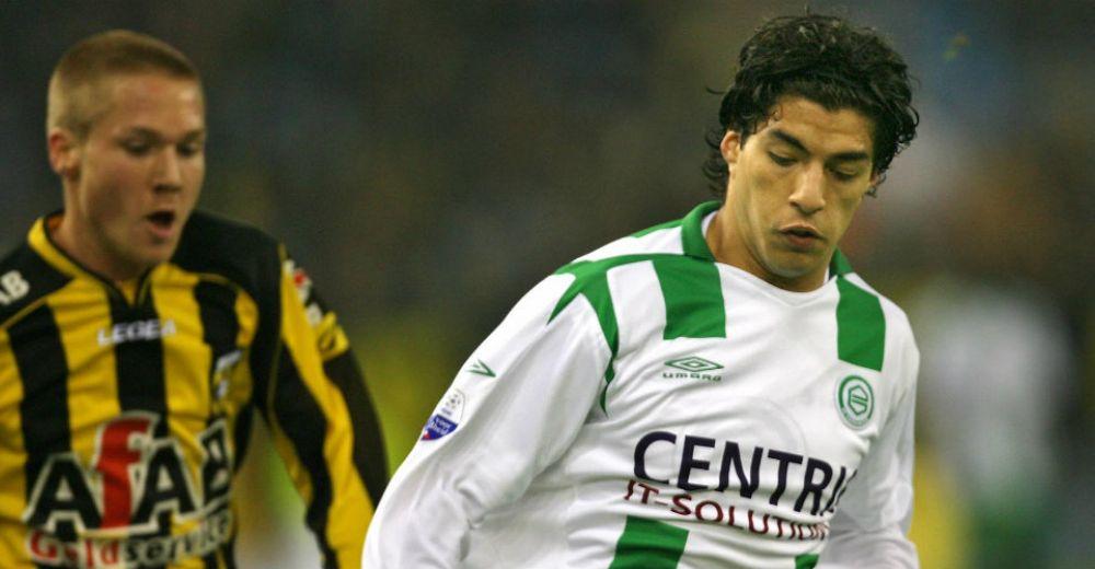 Spits: Luis Suarez